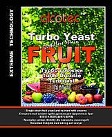 Фруктовые турбо - дрожжи Alcotec FRUIT