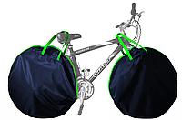 Чехол Laiba для перевозки вело колеса черный (LB01813)