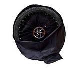 Чехол Laiba для перевозки вело колеса черный (LB01813), фото 2