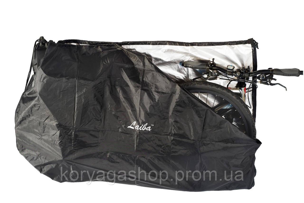 Чехол для велосипеда Laiba тент черный (LB01808)