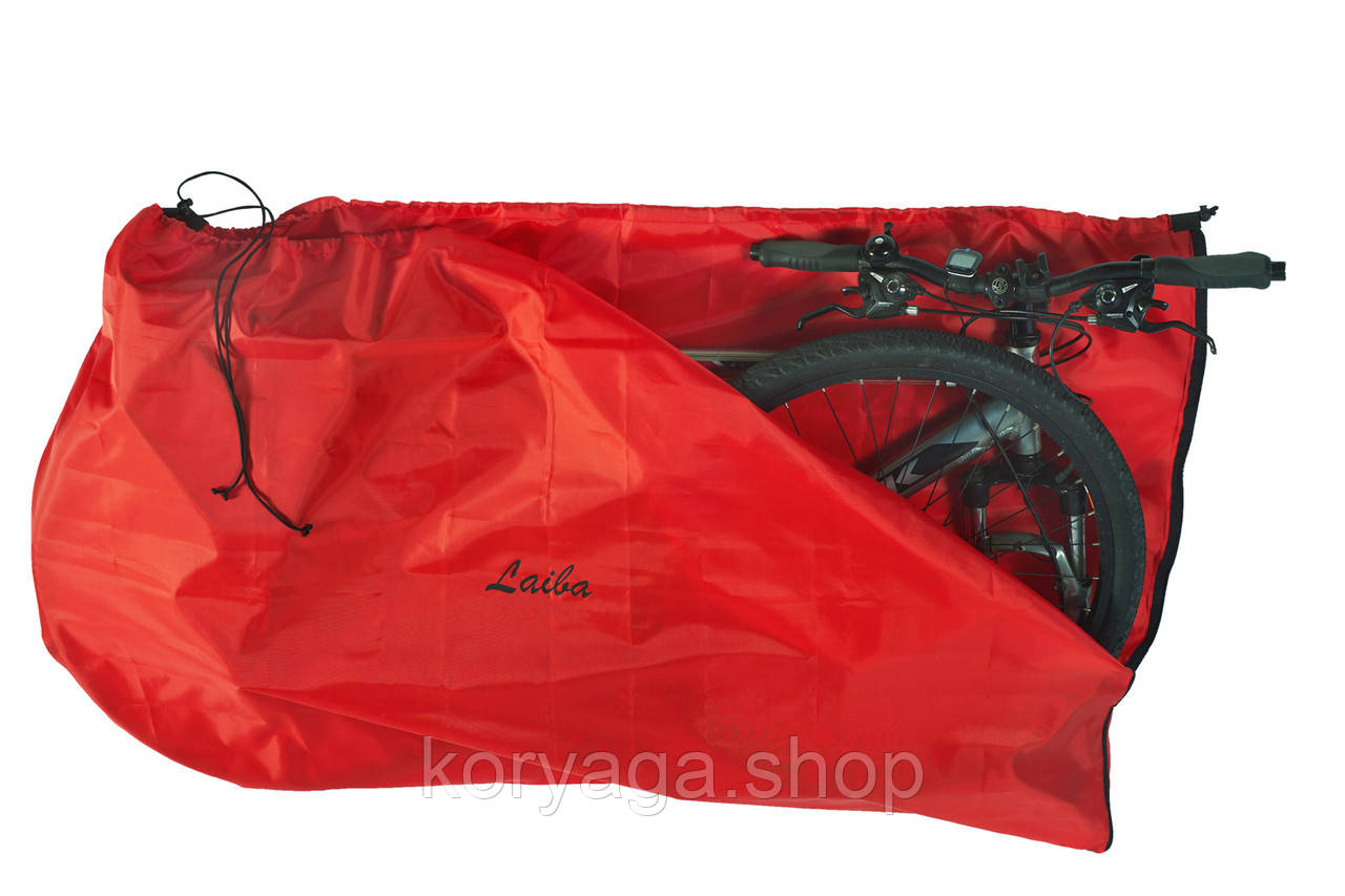Чехол для велосипеда Laiba тент красный (LB01828)