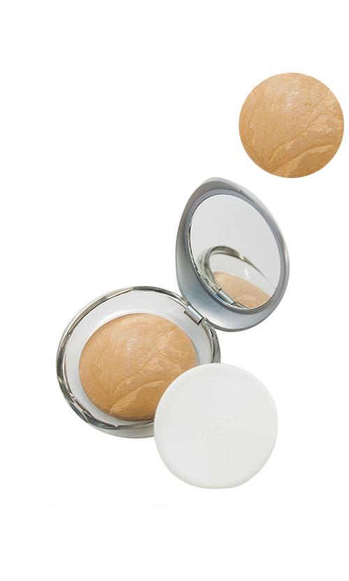 Pupa Luminys Silky Baked Face Powder Пудра для лица компактная запеченная 05 9 мл Код 2120