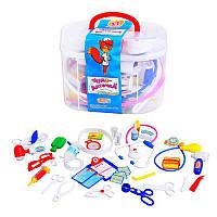 Игровой набор в чемодане Limo Toy М 0461 Доктор, КОД: 1319726
