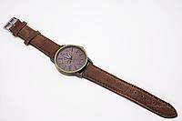 Наручные часы джинсовые 2Life Коричневый n-446, КОД: 1623990