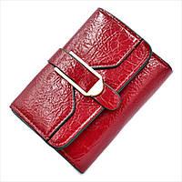 Женский мини кошелек Le-Mon 1240-red Красный, КОД: 1624754