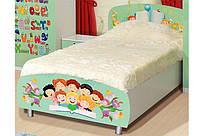 Детская Мульти Кровать односпальная