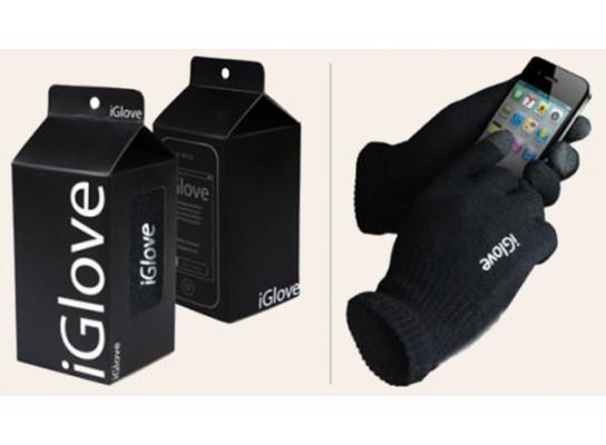Перчатки для iРhone iGloves Черные