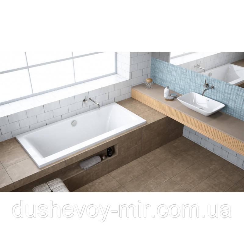 Ванна RADAWAY ARIDEA LUX 170х80 + ножки WA1-25-170х080U