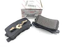 Колодки гальмівні задні дискові 4605A487. MITSUBISHI