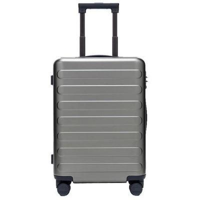 "Чемодан Xiaomi RunMi 90 suitcase Business Travel Quiet Gray 24"" (6970055343459)"