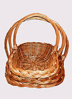 Набор корзин для подарков коса