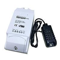 WiFi выключатель Sonoff TH 16 с датчиком температуры и влажности
