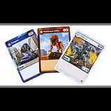Bakugan Battle Planet Набор из 3 бакуганов Brawlers Starter Set Transforming Creatures Pyrus Hydorous, фото 3