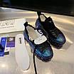 Кроссовки высокие Banu синего цвета, фото 5