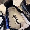 Кроссовки черные Banu, фото 2