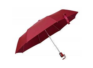 Зонт складной автоматический Вишня
