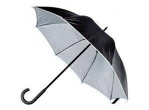 Зонт-трость Кежуал Серый