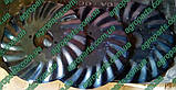 Трубка 204-729H удобрений GREAT PLAINS DRY FERT DROP TB WLMNT 417-237Н носок мет., фото 2