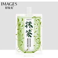 Очищающая маска для лица IMAGES MATCHA TEA Clean Moisturizing Mask с экстрактом зеленого чая Матча 170 гр