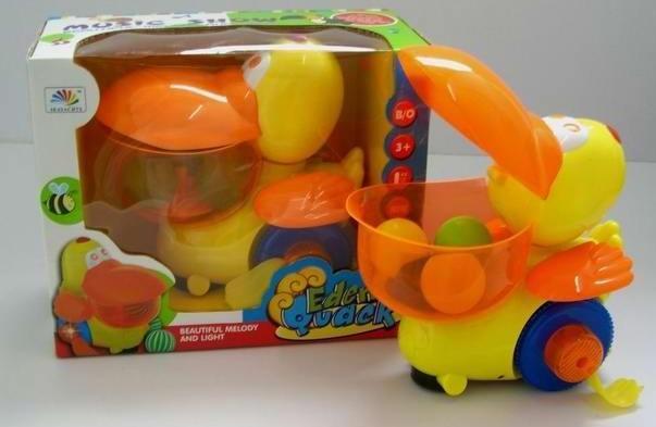 Игрушка - автомобиль-Пеликан