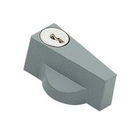 Накладка с ключом для металлических шкафов Hager Orion