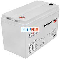 Гелевый аккумулятор LogicPower LPM-GL 12V 100AH