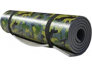 Термо каремат Хантер с ремешком 1800х550х10мм