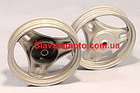 Диск сталевий задній 10 дюймів (бараб. гальмівний., 2Т-ланцюг)