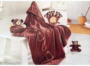 Набір дитячої постільної Ведмедик