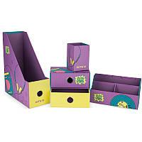 Органайзер настольный картонный 4 предмета BeSound Kite K20-357-2