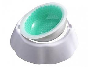 Охлаждающая миска для воды для домашних питомцев с охлаждающим гелем Frosty Bowl