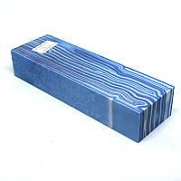 Брусок микарты для рукоятки ножа № 95610 25х40х130 мм. Риверз, фото 1
