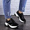 Жіночі кросівки Fashion Zachary 1378 36 розмір 23 см Чорний, фото 4