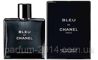 Мужская туалетная вода Chanel Bleu de Chanel + 10 мл в подарок (реплика)