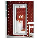 IKEA HEMNES Зеркало, белое, 74x165 см (003.924.99), фото 5