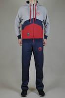 Спортивный костюм Adidas Blue-red-2