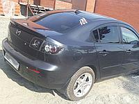 Спойлер Mazda 3 2003-2008 Лип (Стекловолокно)