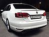 Спойлер Volkswagen Jetta 6 2010-2018 Лип (Стекловолокно)