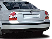 Спойлер Volkswagen Passat B5 1997-2005 Лип (Стекловолокно)