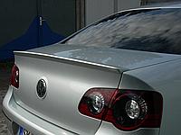 Спойлер Volkswagen Passat B6 2005-2010 Лип (Стекловолокно)