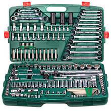 """HANS. Набор инструмента 163 предмета 1/4"""", 3/8"""",1/2"""" (ТК-163) (ТК-163)"""
