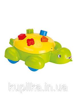 Сортер - черепаха DOLU 5 элементов (6016)