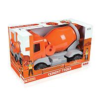 Бетономешалка DOLU Cement truck 42 cm (7021)