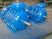 Электродвигатель 7,5 кВт 1000 оборотов АИР132M6, АИР 132 M6