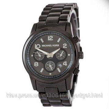 Michael Kors MK-10278 All Black