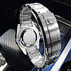 Rolex Submariner AAA Date Silver-Black, фото 3