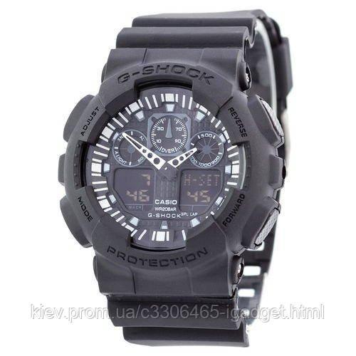 Casio G-Shock GA-100 All Black