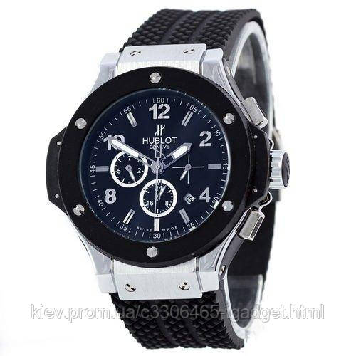 Hublot Automatic Silver-Black