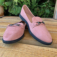 Балетки - Розовые Р-288, фото 1