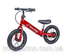 Велобег Scale Sports Красный